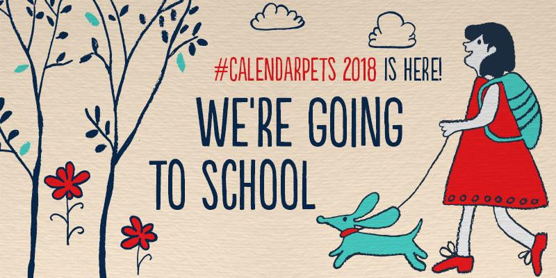 Montego Calendar Pets 2019