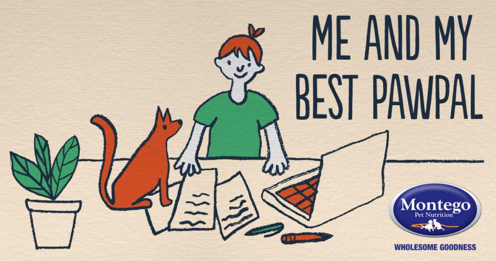 Calendar Pets February Theme